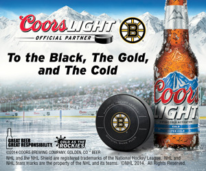 Coors Light - To the Black, The Gold, and The Cold