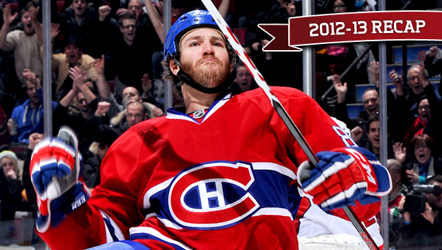 Inspirational leader - Montréal Canadiens - News