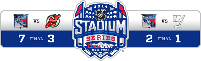 2014 Stadium Series - New York