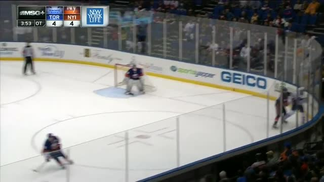 Kulemin lays down the hit