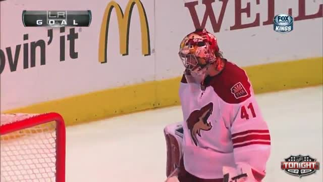 Quick continues to shut down the Coyotes