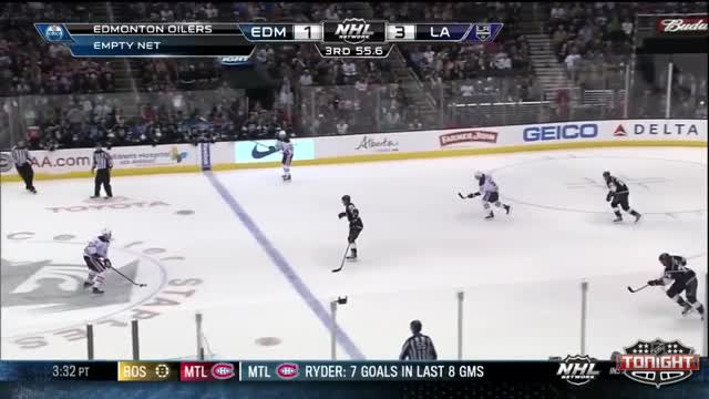 Kings vs Oilers