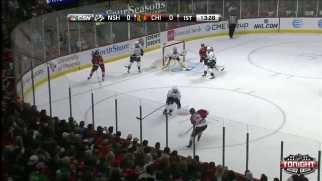 Shaw deflects one in