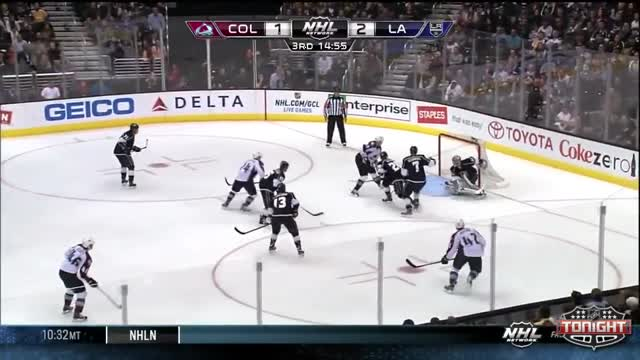 Brown's shootout goal