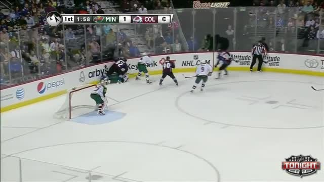 O'Reilly ties the game