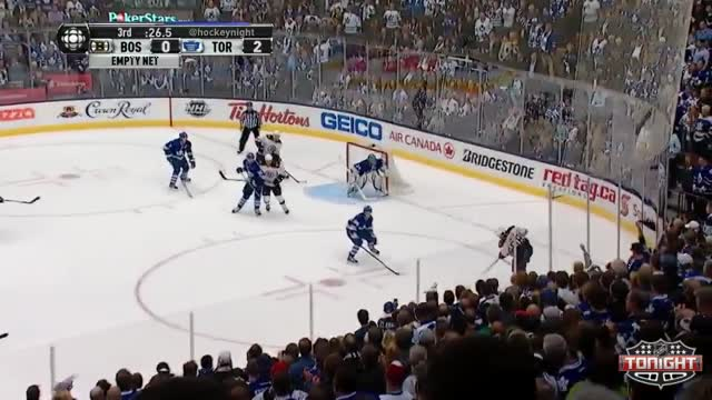 Franson lays down the hit