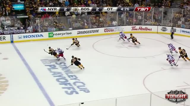 Marchand wins it in overtime