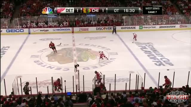 Crawford's crucial save in Game 7