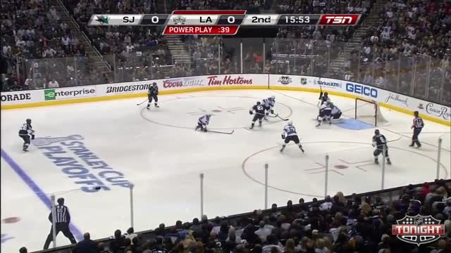 Williams gives the Kings the lead