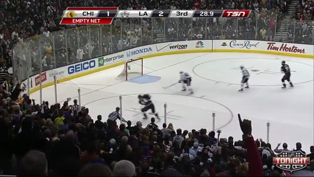 Penner lays down a hit